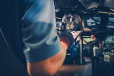 Car Maintenance Check List