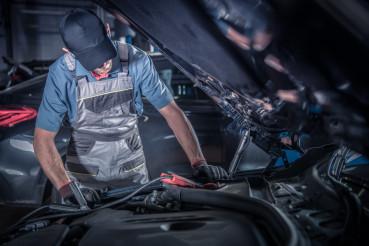 Car Mechanic Work