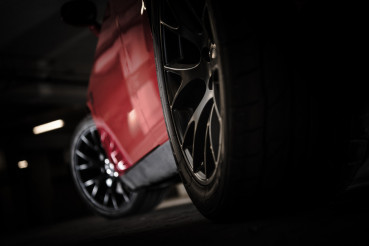 Car Night Drive Concept