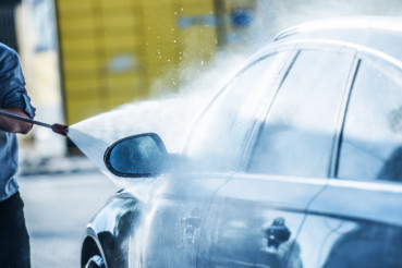 Car Power Cleaning