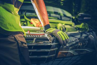 Car Repair Concept