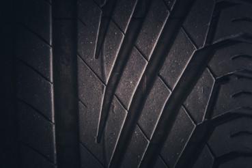 Car Summer Tire Tread
