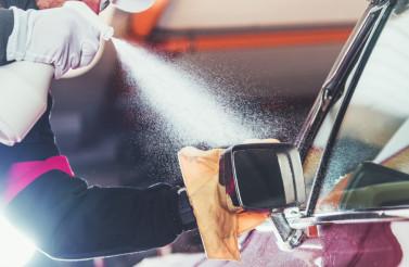 Car Wash Vehicle Detailing