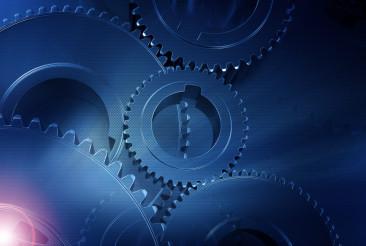 Carbon Blue Gear