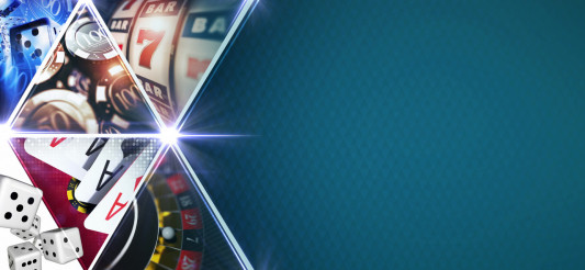 Casino Games Mosaic Banner