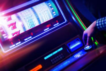 Casino Slot Machine Player