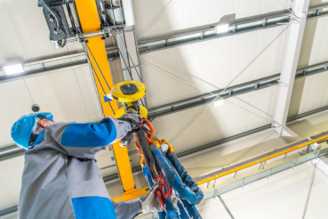 Ceiling Mounted Crane
