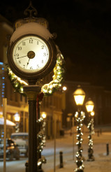 Central City Clock