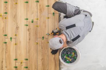 Ceramic Tiles Floor Installer