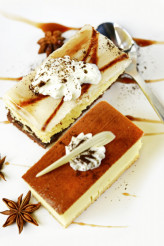 Cheesecake Slices