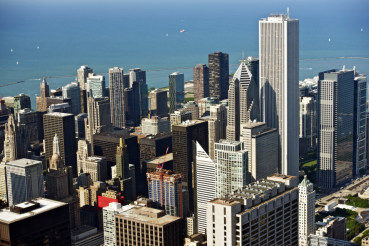 Chicago Aerial Photo