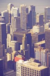 Chicago Illinois Aerial
