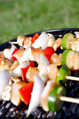 Chicken Kebob Grill