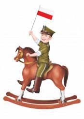Child Soldier on Rocking