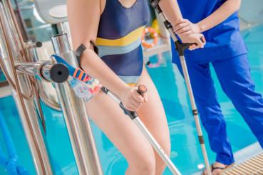 Children Pool Rehabilitation