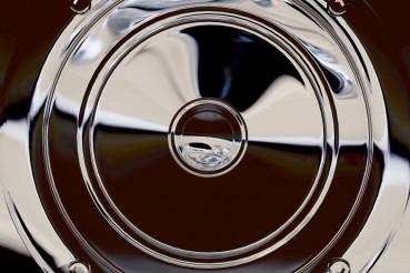 Chrome Speaker