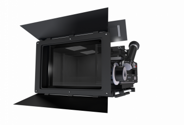 Cinema Camera Front PNG