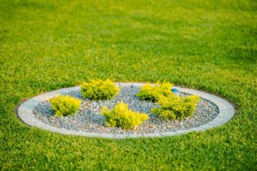 Circle Garden Element