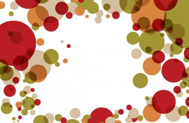 Circles Spot Vector