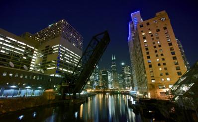 City Lights Chicago