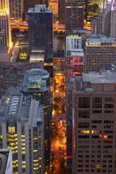 City Night Life Chicago