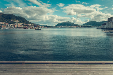 City of Bergen Panorama