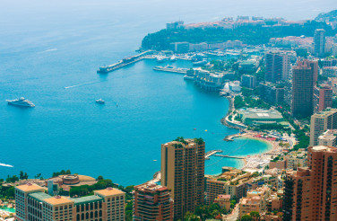 City of Monte Carlo Monaco