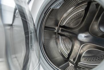 Clean Washing Machine Drum Interior