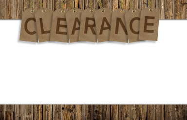 Clearance Background