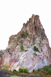 Clipped Mountain
