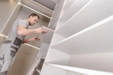 Closet Interior Furnishing