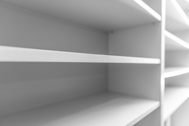 Closet Wardrobe Shelf