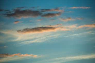 Cloudscape Photo Background