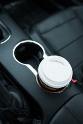 Coffee While Driving