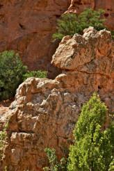 Rocky Formation in Colorado