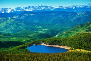 Colorado Echo Lake