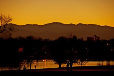 Colorado Silhouette