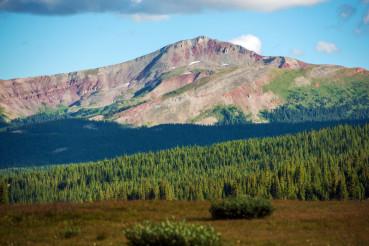 Colorful Colorado Summits