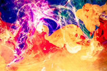 Colorful Fusion Background
