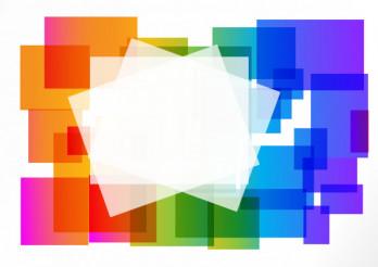 Colorful Minimal Design