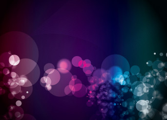 Colorful Vector Blurs