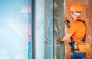 Commercial Grade Aluminium Windows Installation