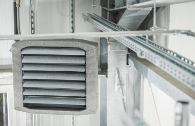 Commercial Warehouse Heating Device