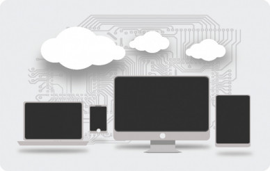 Computers Technology Vector