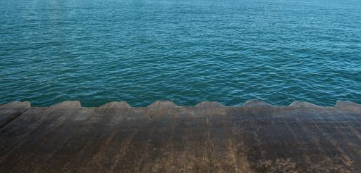 Concrete Tetrapods Seawalls and Breakwaters