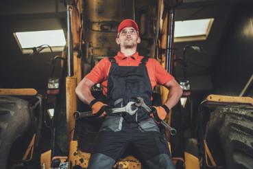 Construction Equipment Mechanic
