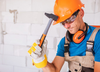 Construction Worker Theme