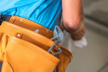 Contractor Tools Belt