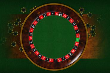 Copy Space Roulette Wheel