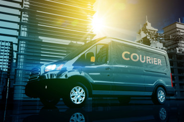 Courier in the Big City